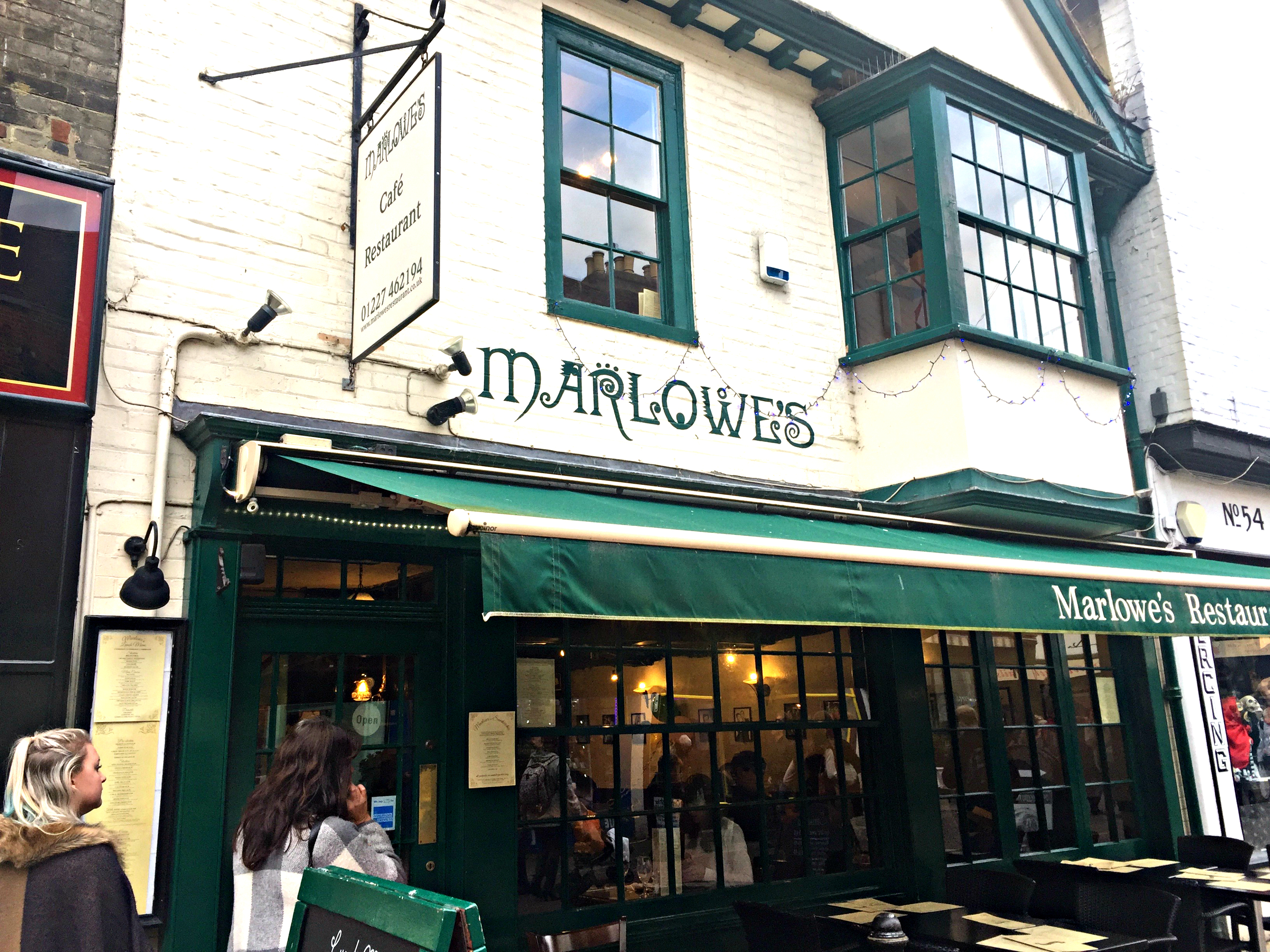 Restaurant Review - Marlowes 1