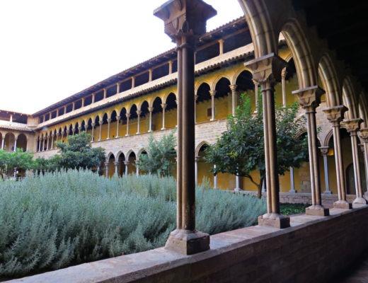 Barcelona Monestir de Pedralbes 14