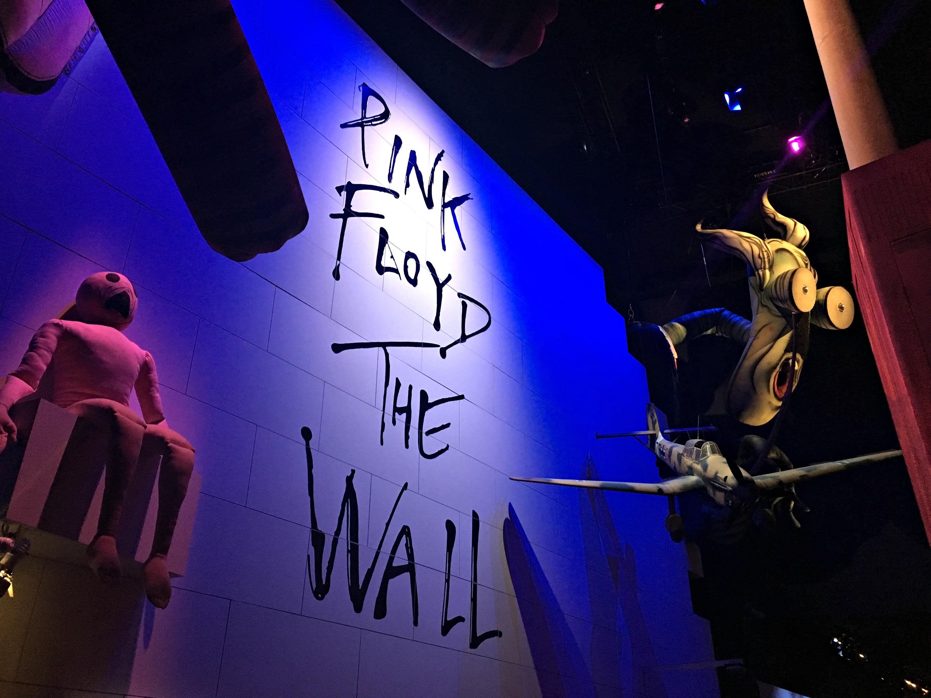 London - Pink Floyd Exhibition 1