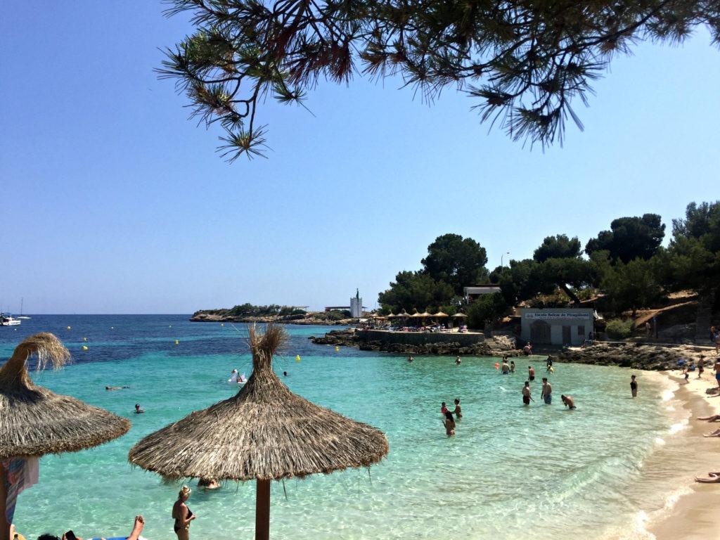Mallorca beach vacation