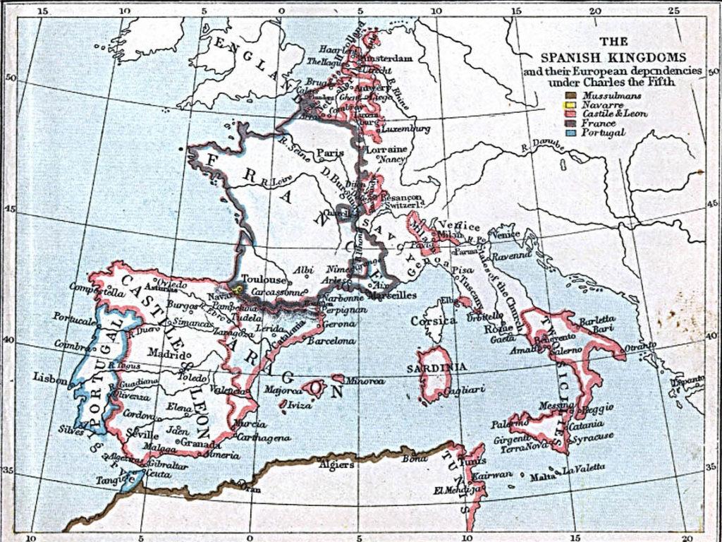 Spanish Kingdoms