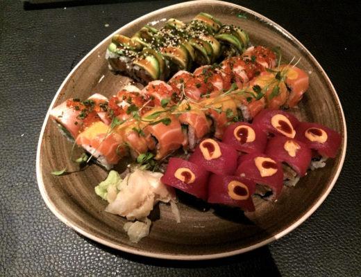 London Sticks'n'Sushi 3