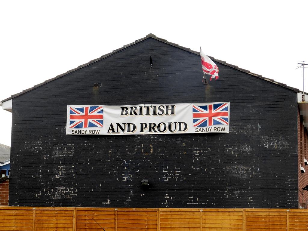 Belfast Sandy Row 2