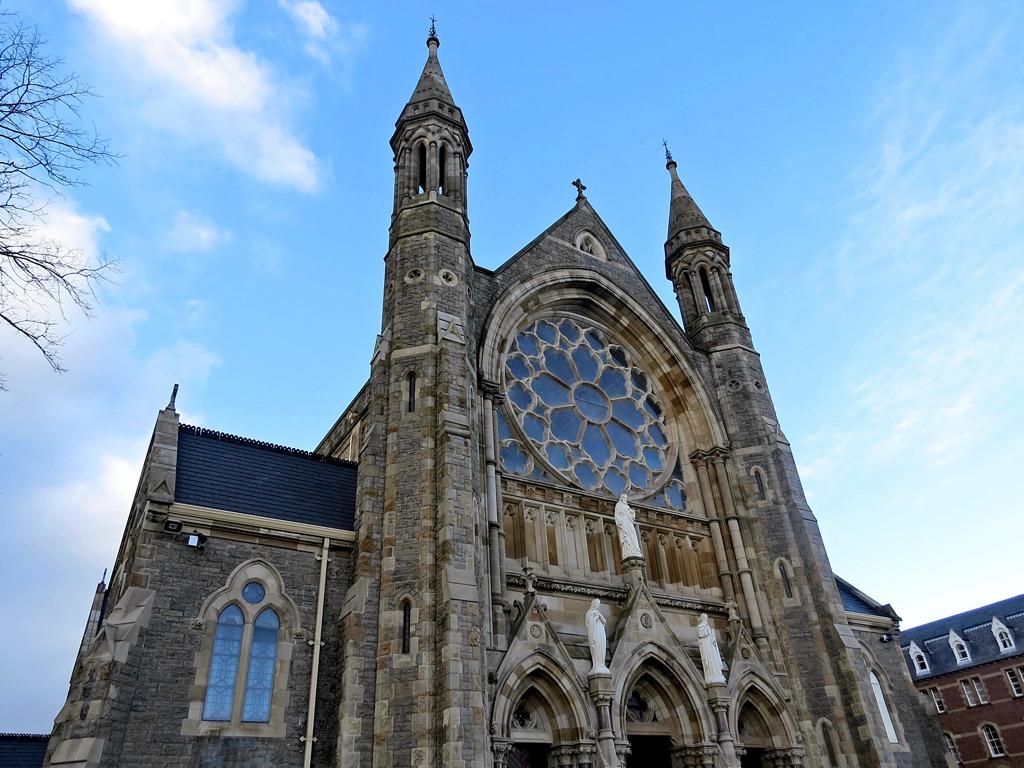 Belfast Clonard Monastery 1