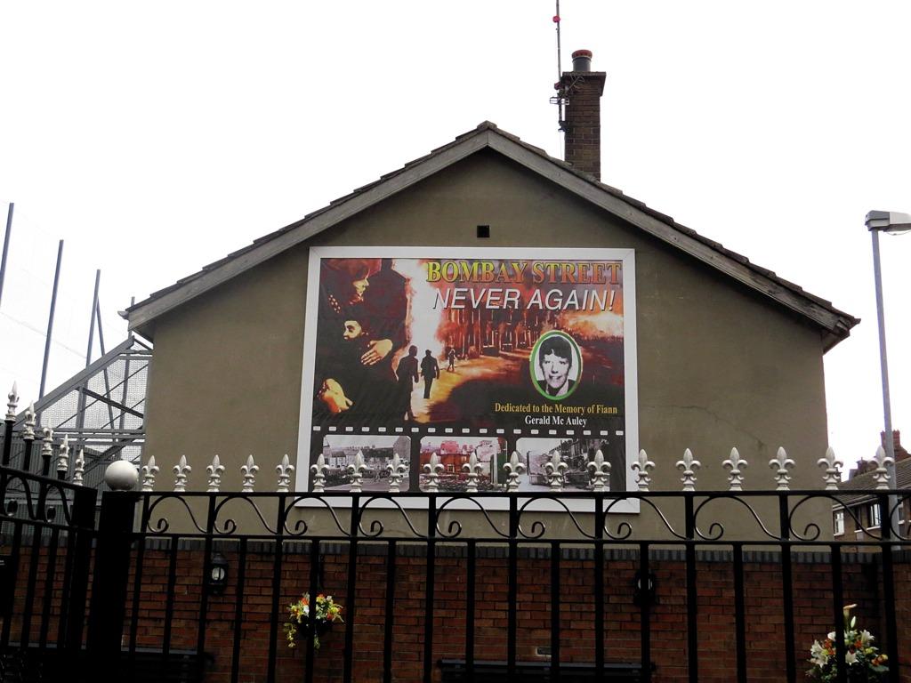 Belfast Clonard Monastery Memorial 2