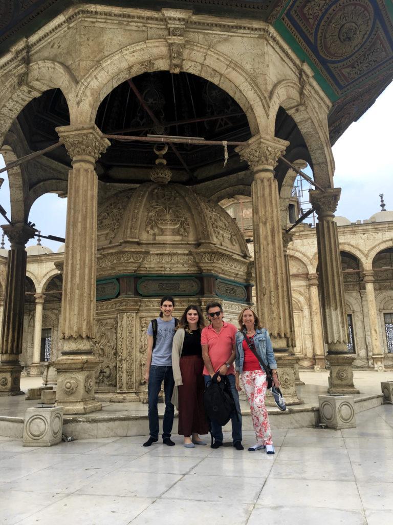 Cairo Alabaster Mosque 1