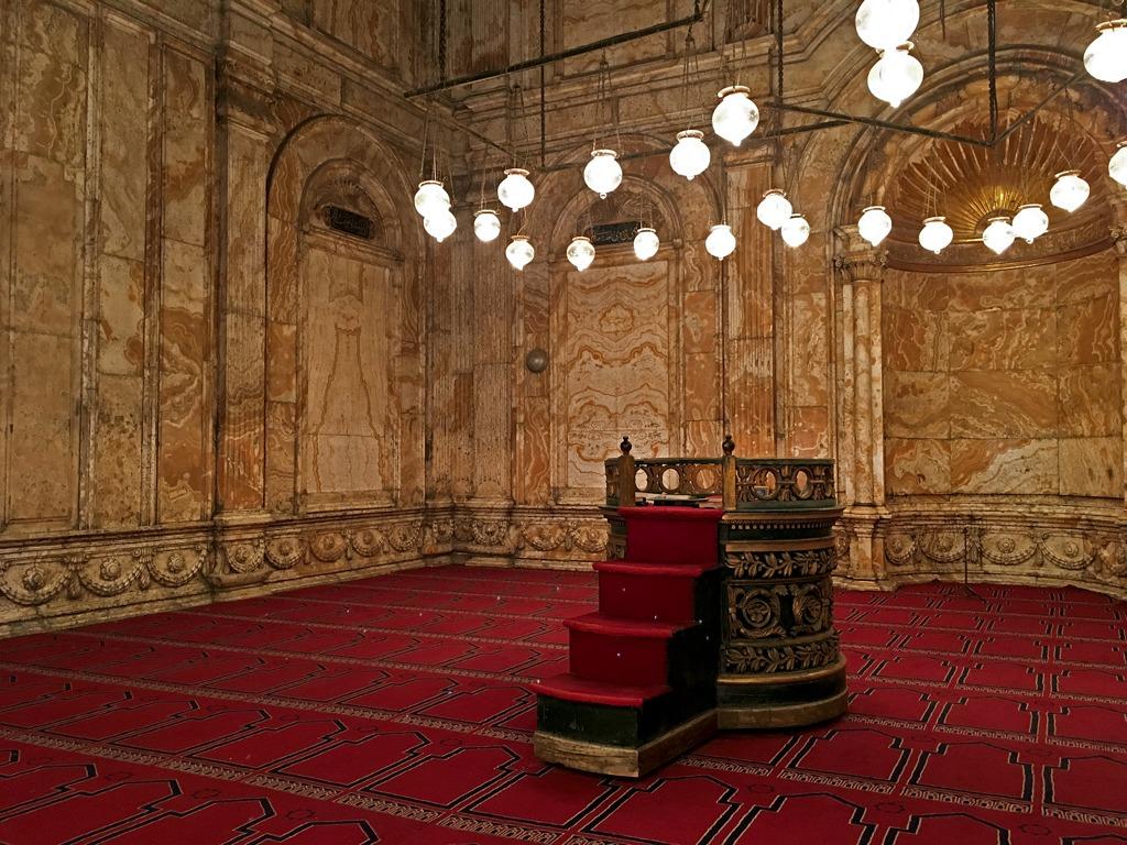 Cairo Alabaster Mosque 2