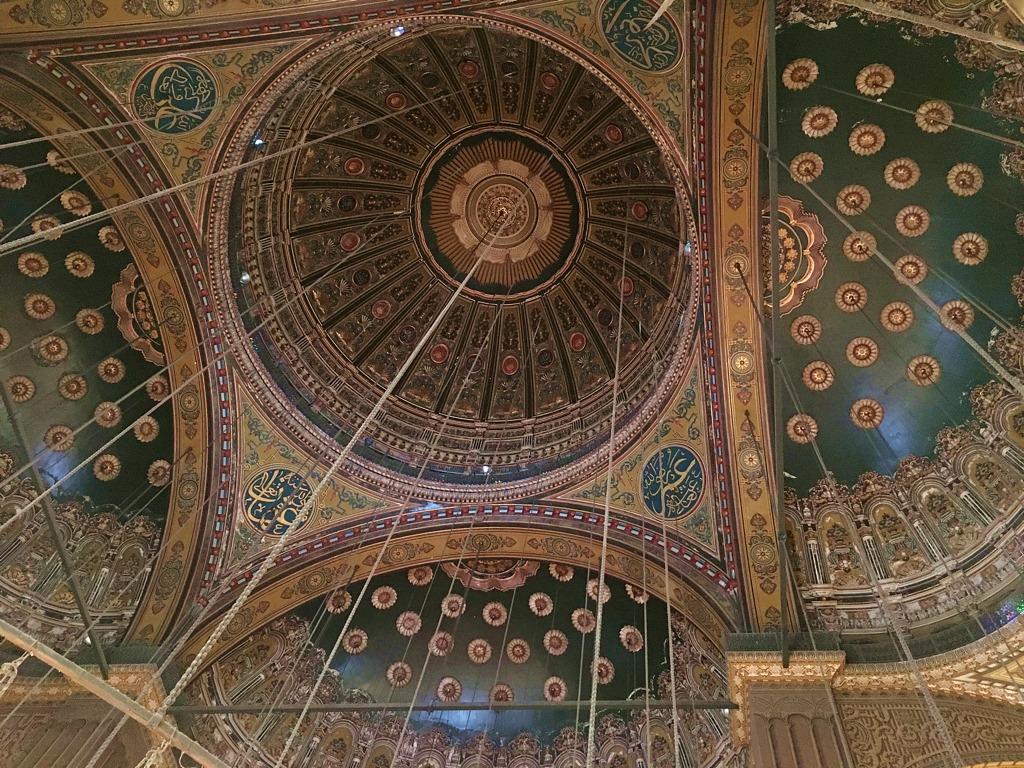 Cairo Alabaster Mosque 3