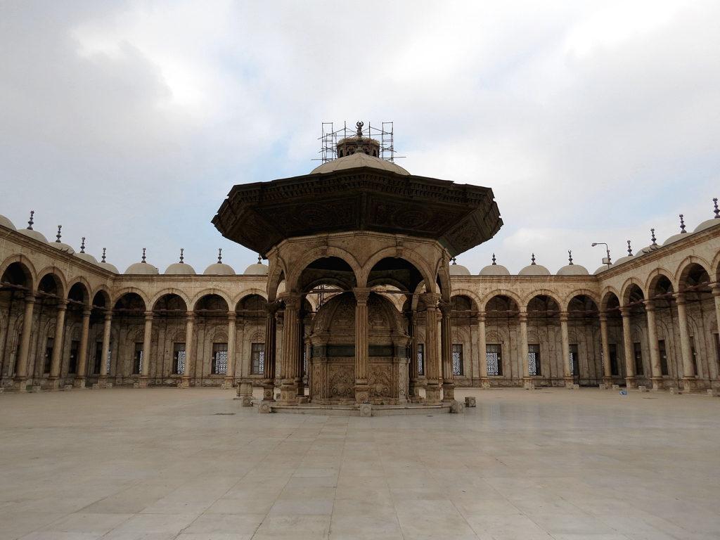 Cairo Alabaster Mosque 8