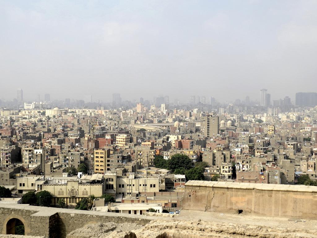Cairo Alabaster Mosque 11