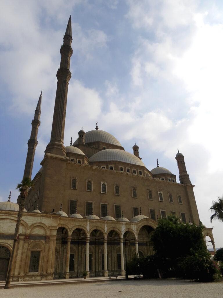 Cairo Alabaster Mosque 12