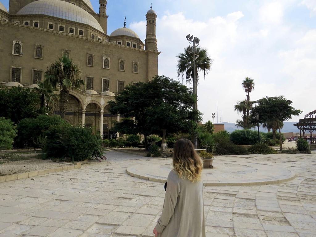 Cairo Alabaster Mosque 14