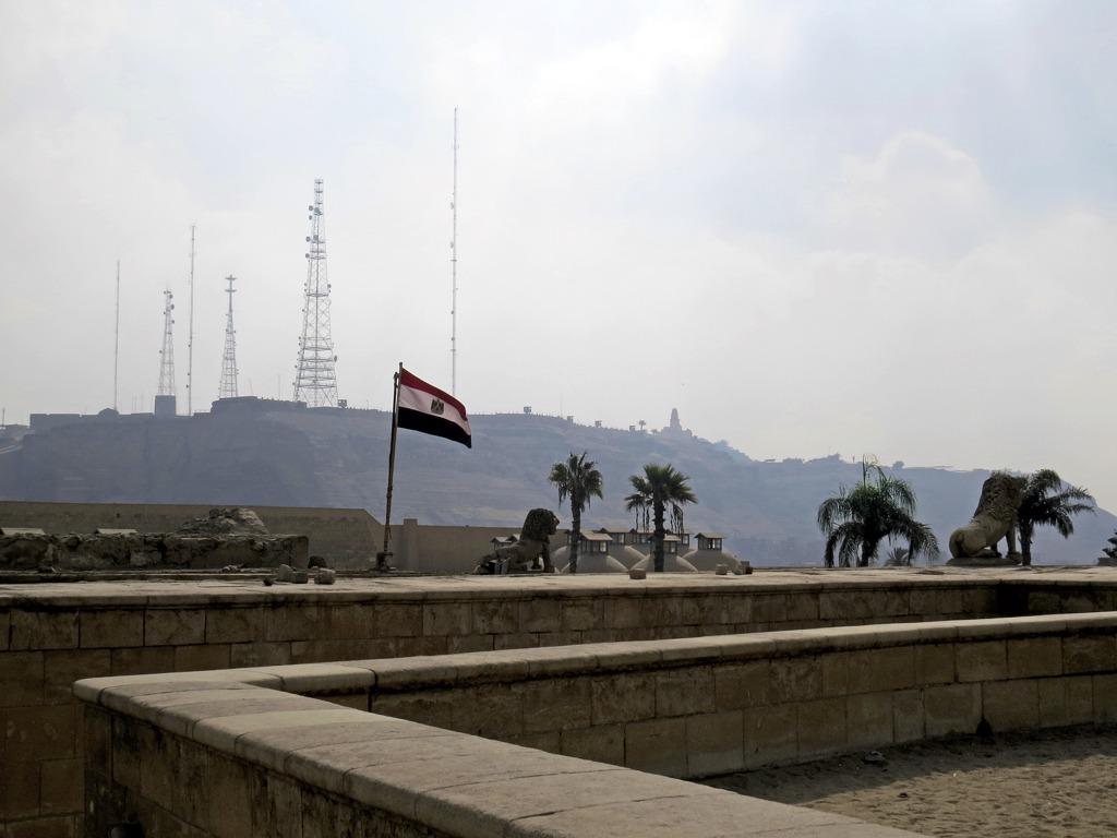 Cairo Alabaster Mosque 15