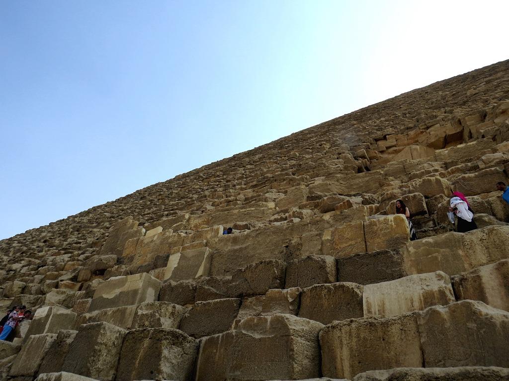 Cairo Pyramids 2
