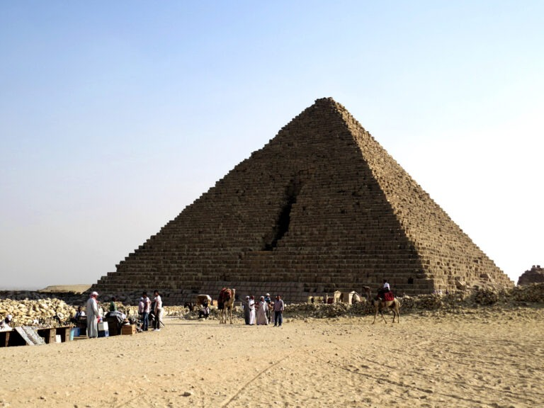 Cairo Pyramids 4