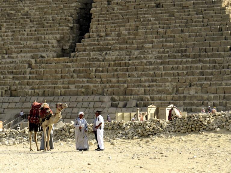 Cairo Pyramids 5
