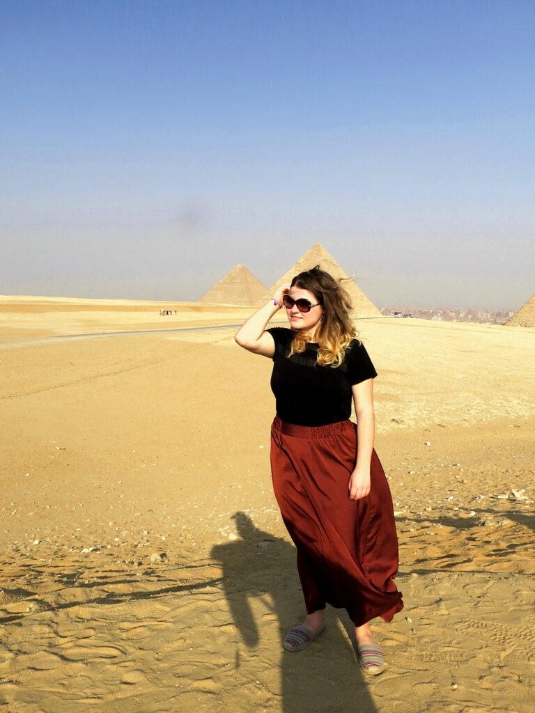 Cairo Pyramids 6