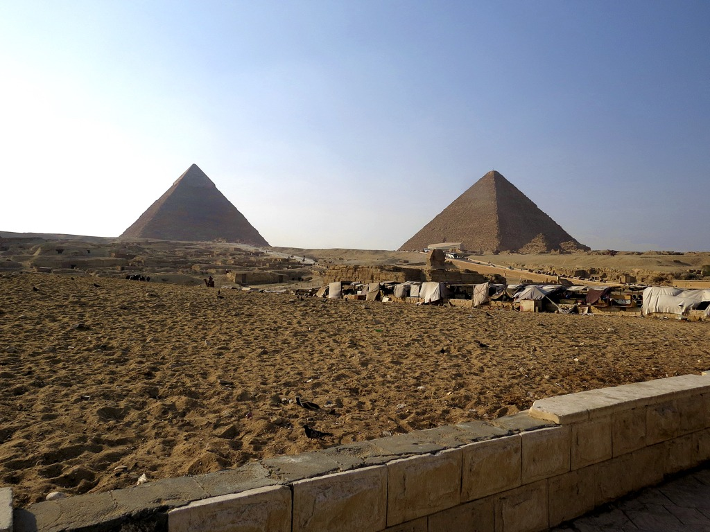 Cairo Pyramids 7