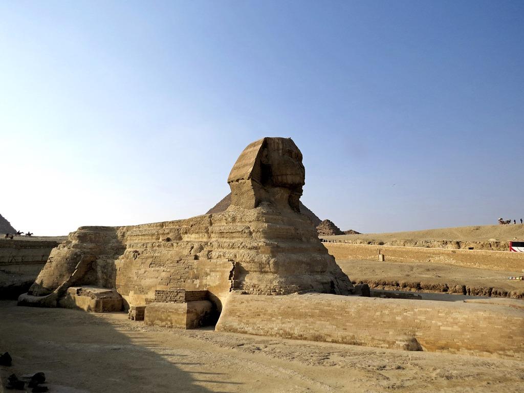 Cairo Pyramids 8