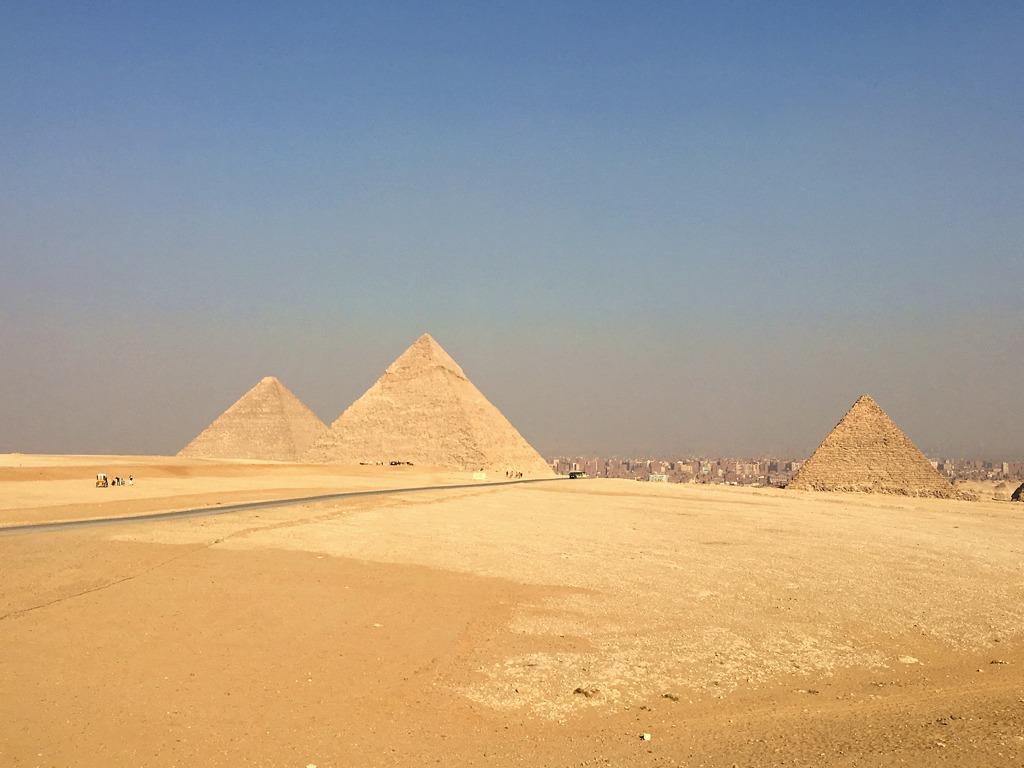 Cairo Pyramids 9