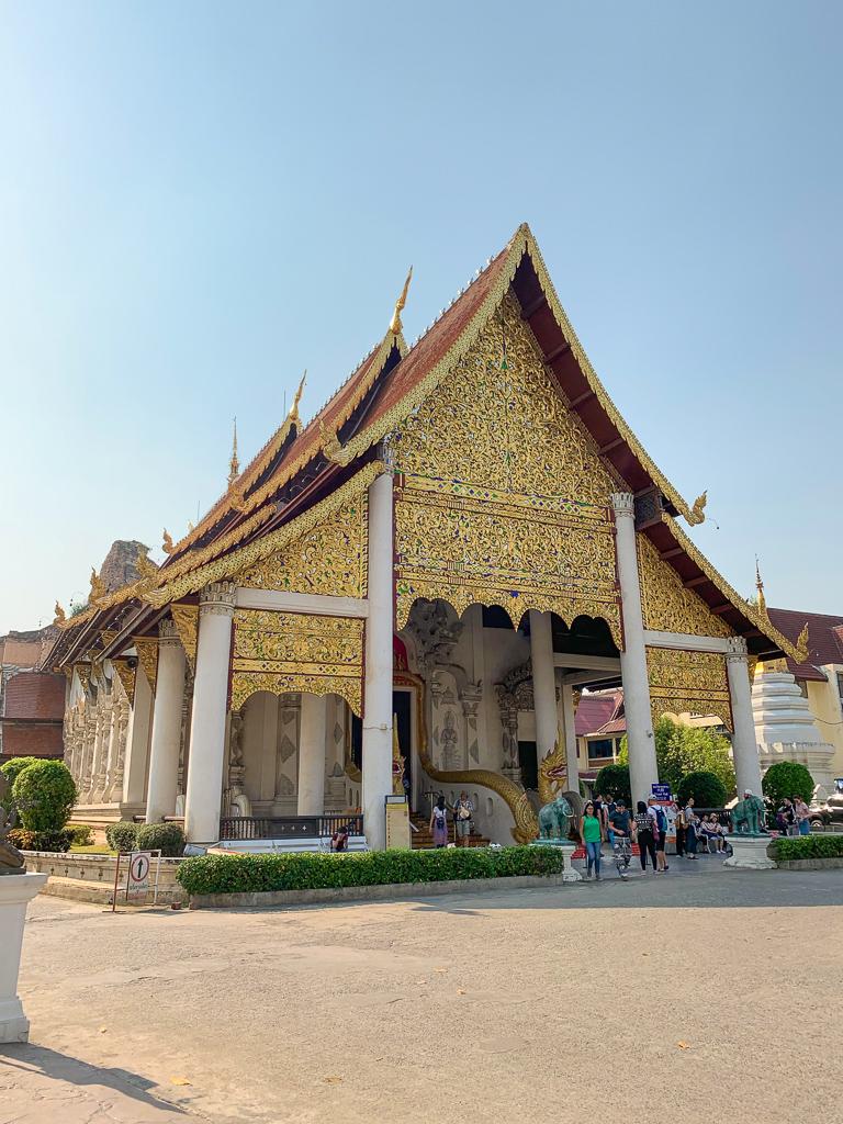 Wat Chedi Luang 1