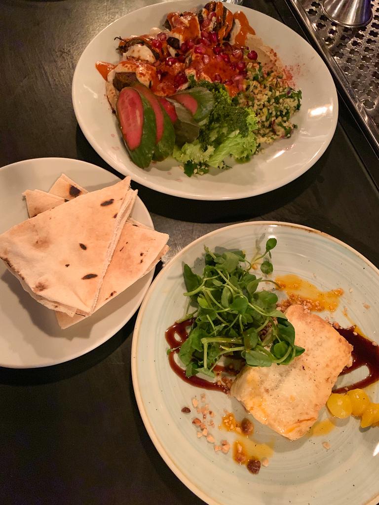 Liverpool maray restaurant