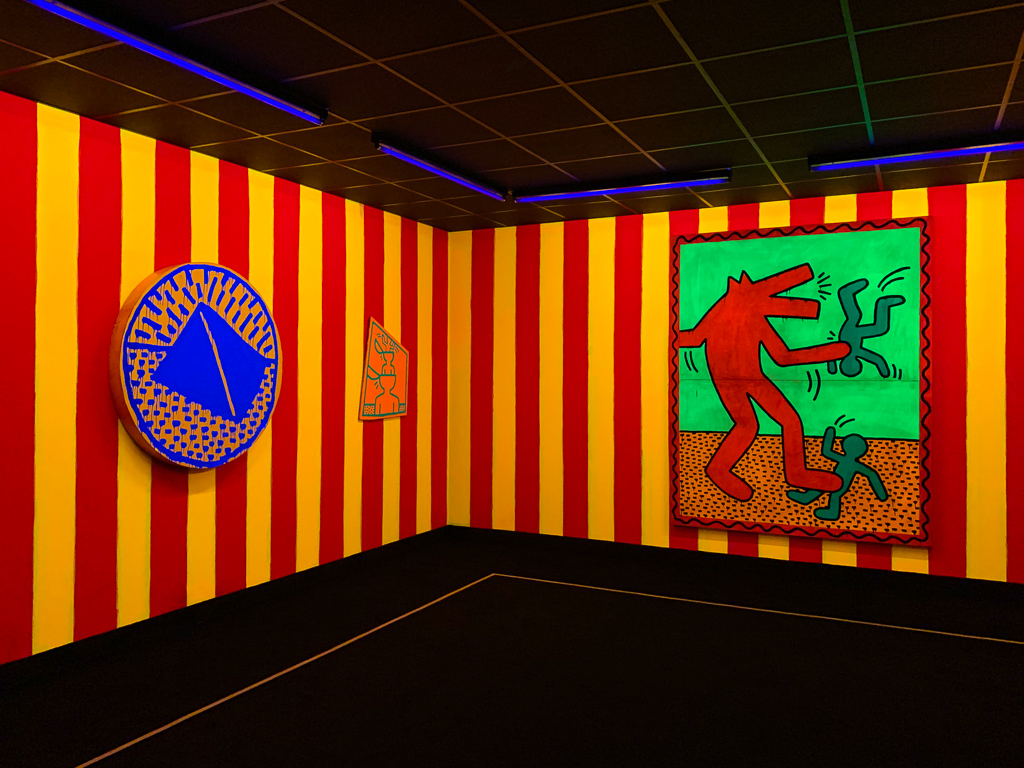 Tate liverpool keith haring