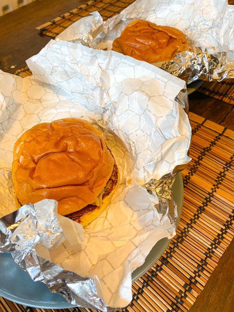 london hackney sandwich bright