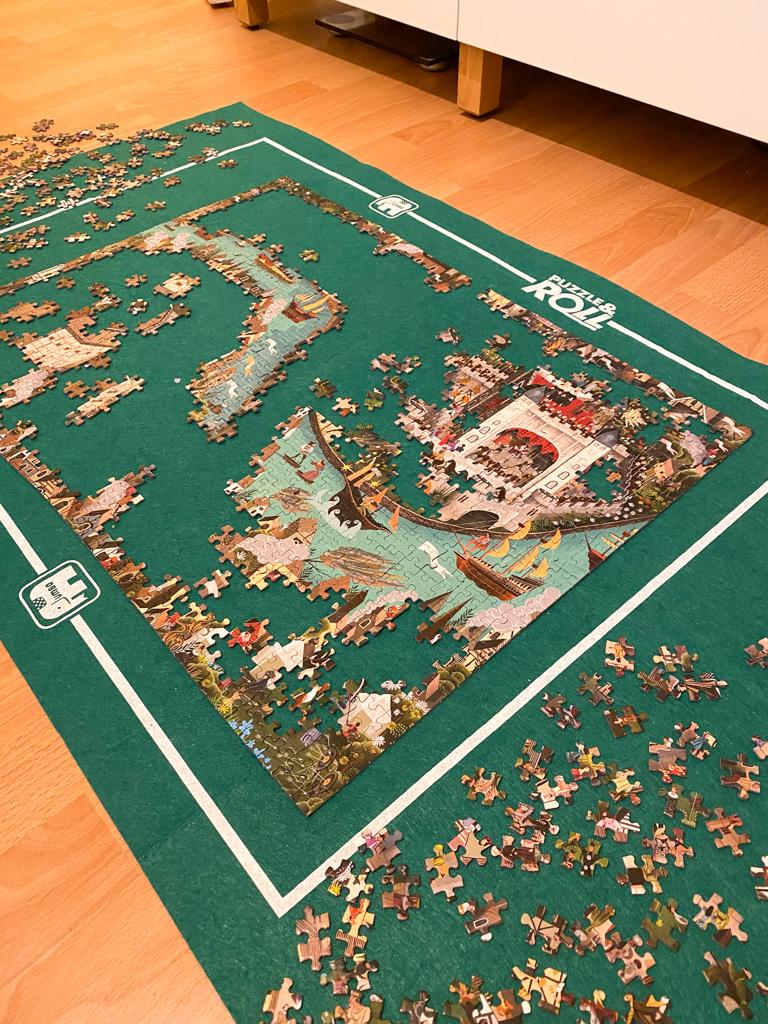 lockdown activity puzzle