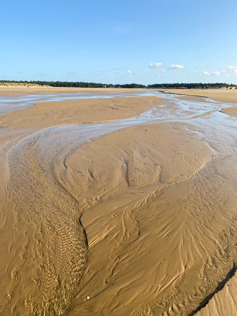 norfolk beach marks