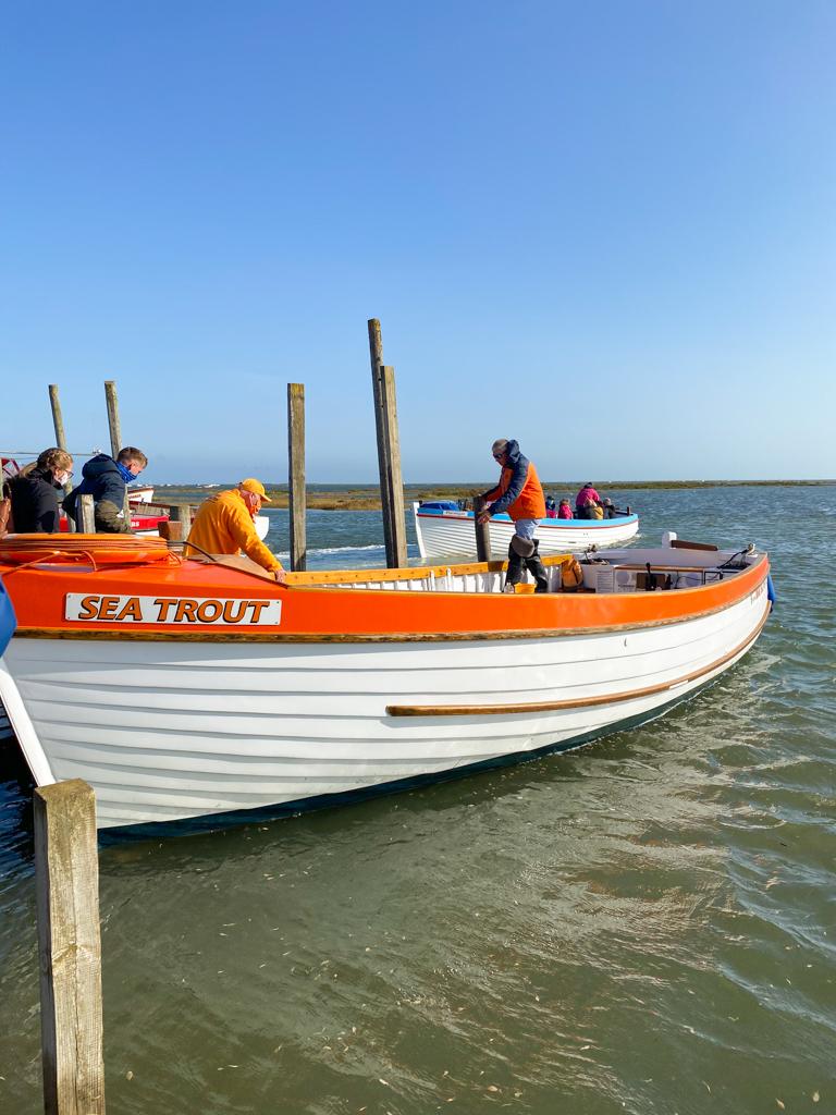 Norfolk boat tour