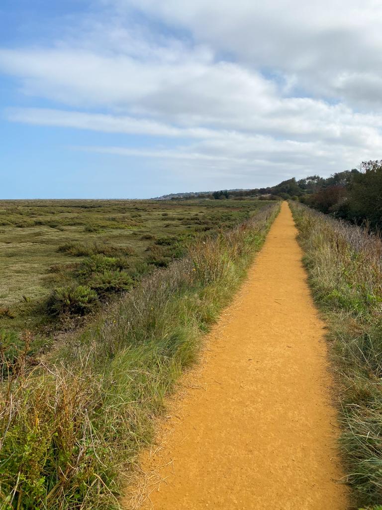 Norfolk walk